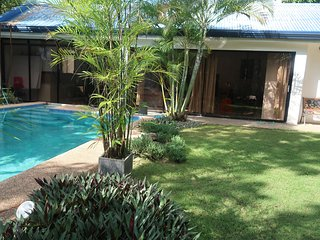Beautiful Private Bungalow House with private Pool
