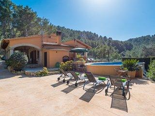 ES PINARET DE SELVA - Property for 6 people in Selva