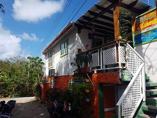 posada ashanty apartamento con balcon