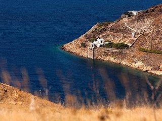 Cape Villa in Megalo Livadi Serifos