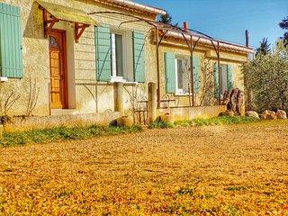 L'Oliveraie des Gîtes de Touvent située en campagne ⭐⭐ max. 6 personnes