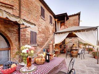 Villa a Fratticciola ID 3681
