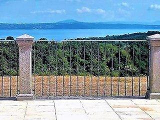 vista del lago e delle isole dagli appartamenti primo piano