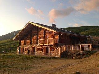 chalet d'alpage chambres et tables d'hotes choton a nono mont-blanc col du joly