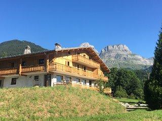 Chalet La Terrasse du Mont-Blanc