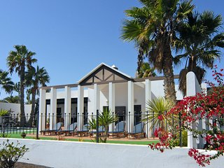 Coastal Villa with a Heated Pool