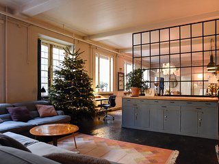 Experience Danish Hygge in this lovely house at the lake in Copenhagen Osterbro