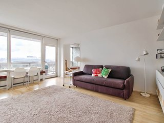 Nice 2 rooms with Terrace - Eiffel Tower close by