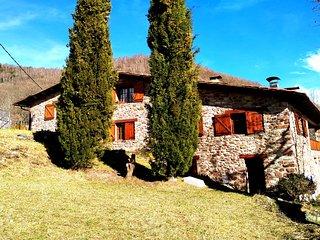 Casa Rural Torrent Vell de Rocabruna, Camprodon