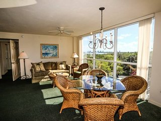Third Floor Condo at Lovers Key Resort