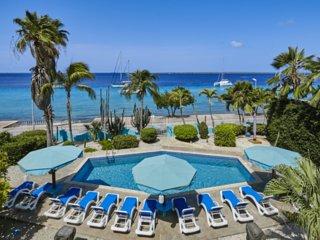 Bonaire Oceanfront 1-BR Apartment 1