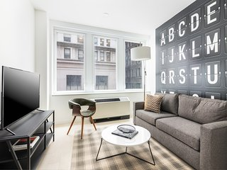 Sonder | Stock Exchange | Unique 1BR + Lounge