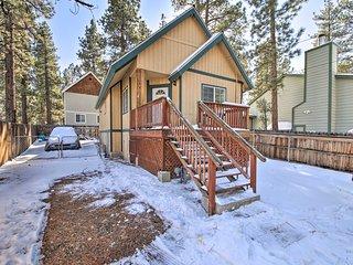 Cozy Big Bear Home - 15 Min to Lake & Skiing!