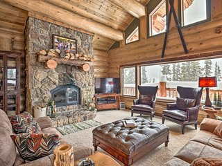 Gorgeous Cabin w/Deck - 10 Mi to Breckenridge