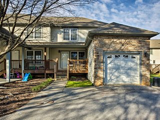 NEW! Arden Townhome Near Asheville & Biltmore!