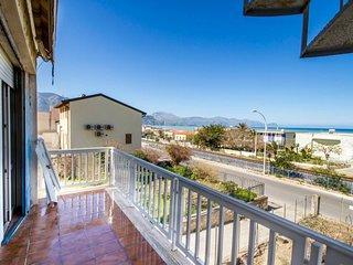 Casa Blue Sea, 200 metri dal mare con Vista panoramica