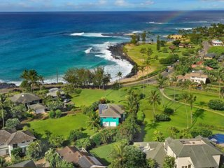 Kua Nalu Beach House - Poipu Beach