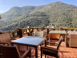 Single Room with Garden view - Casa les Pomeretes