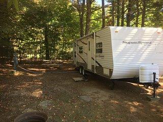 Maine camper (campah) rentals