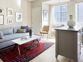 Bright 1BR in Downtown East by Sonder