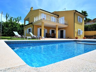 JUPITER- House in Calvia- Private Pool. BBQ- Satellite TV. Private garden - Free