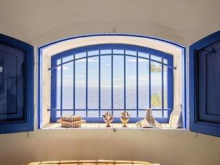 Blue Marine apartment in Alberobello with air conditioning, private parking, pri