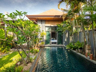 Comfortable 2br Pool Villa in Center Nai Harn