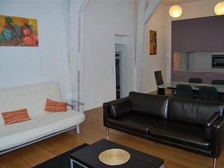 Grand Place III apartment in Brussels Centre with WiFi.