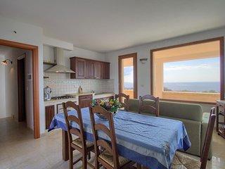 Corbezzolo  apartment in Marina San Gregorio with WiFi, air conditioning, privat