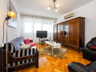 Luxury Split Center Apartment - Two Bedroom Apartment with Balcony