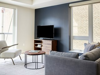 Bright 2BR in Downtown East by Sonder