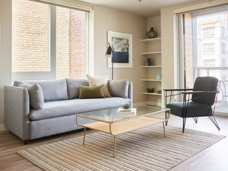 Stunning 2BR in Downtown East by Sonder
