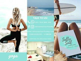 Salty Soul Surfcamp