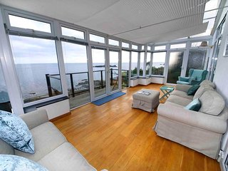 Trevona, a 4 Bed Home with Spectacular Sea Views