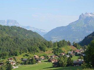 Ferme classique et charmante 12p ! Vue sur le Mont-Joly et la vallee