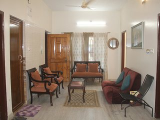 ATITHI - 2 BHK FULLY FURNISHED APT CERTIFIED BY TOURISM MINISTRY, GOVT OF INDIA