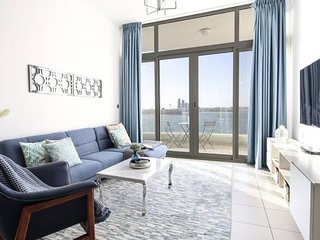 Beachfront 2BR on premium Palm Jumeirah!