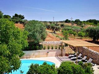 Taranto Villa Sleeps 4 with Pool - 5776471