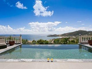 ANEGADA... Beautiful villa, stunning views, affordable rates!!