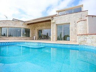 Maison avec piscine sur les hauteurs de Toulouse