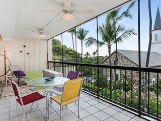 Kona Plaza 314, 2BR/2BA in the Heart of Kailua Kona
