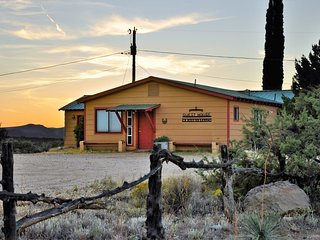 Trip of A Lifetime at a Guest House on a Private Ranch with horse riding options