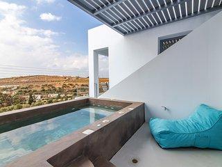 Aegean  colors Villa  Tinos