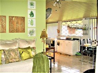 Newly renovated Caribbean Hub apartment