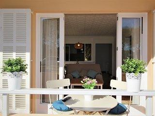Aiguamarina Beach Apartment in Puerto de Alcudia, Mallorca, Balearic Island