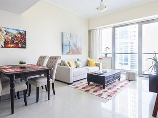 Bright and Cozy 1BR in Dubai Marina!