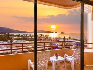 ✈Enjoy Sunset & Sunrise-SeaView Holiday 3B4B House