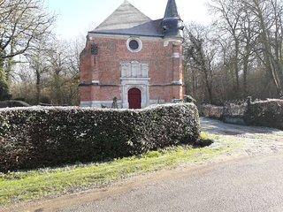 Superbe longere en face chapelle du XVeme siecle TROIS ETOTS, France