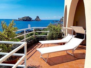 Panoramico appartamento sul mare