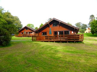 Lady Galloway Lodge 28 with Hot Tub,Newton Stewart